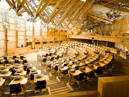 The Scottish Parliament: 6th Form Debate Club Of the Year