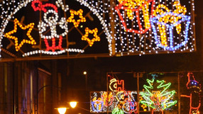 Festive Lights and Frivolous Fireworks are A Monument To State Incompetence.