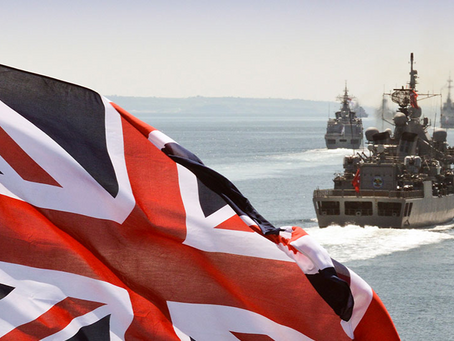 """The No Deal Navy Plan is Not """"Gunboat Diplomacy"""" It is a Courageous Declaration Of Independence"""