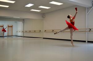 à Quand Une Académie Du Ballet Métropolitain Sur La Rive Nord