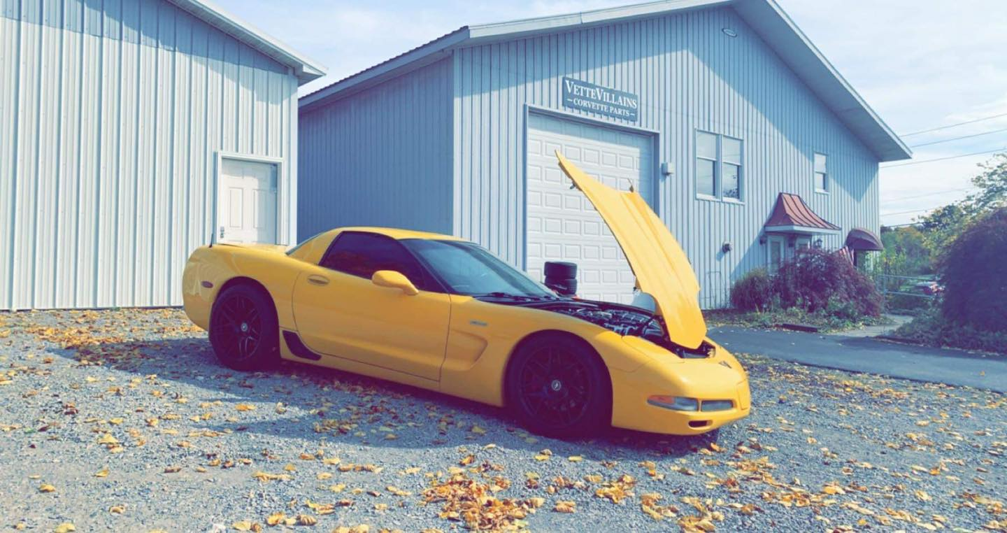 SUPERCHARGED 01Z EXTERIOR
