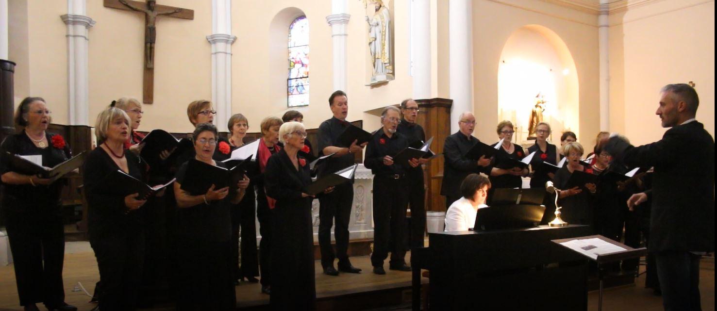Concert à St Firmin