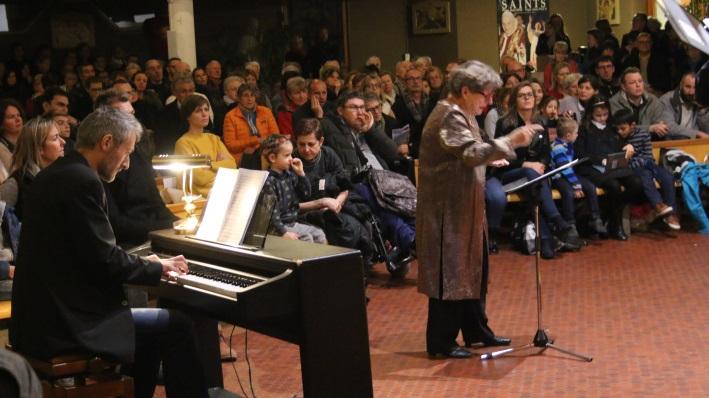 Concert Noël St Roch 2017