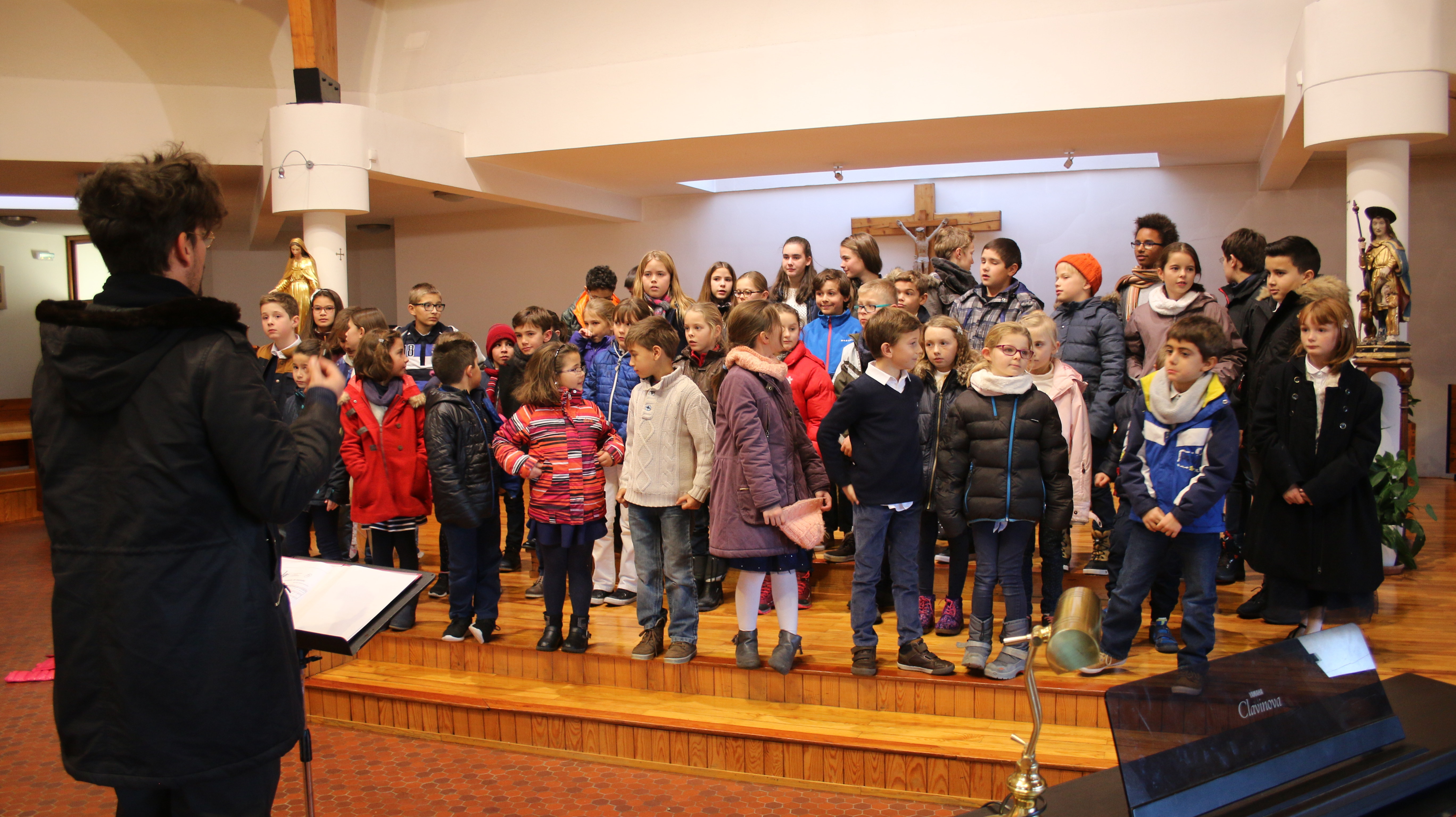 Concert de Noël St Roch 2017