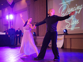 Byron Saunders Foundation: Dancing with our Columbus Stars