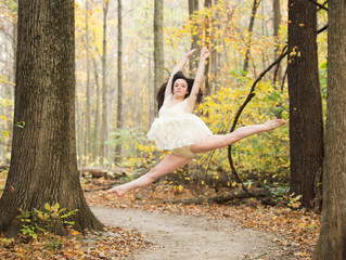 Dance Photography: Telling a story though movement and the lens
