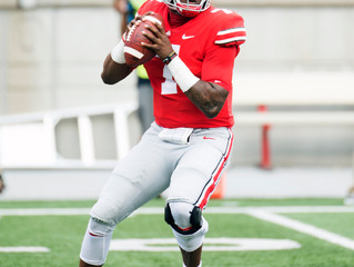 NCAA Football: Ohio State vs Indiana