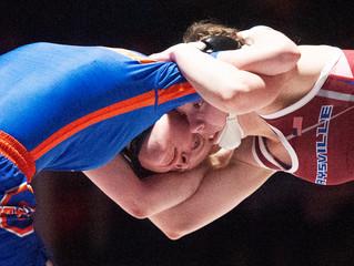 High School Girls Wrestling: Marysville vs. Olentangy Orange