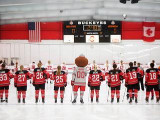 Ohio State Women's Hockey vs Wisconsin