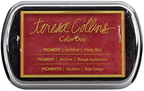 Rojo Fuego Pigment Ink