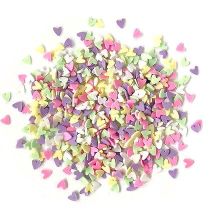 Sprinkletz Embellishments 12g Deco Hearts
