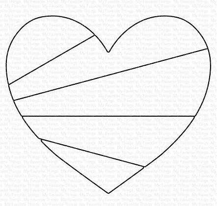 Heart Rays Die-namics