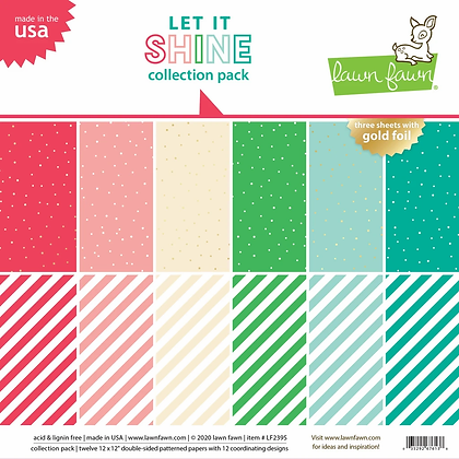 Let it shine - collection pack
