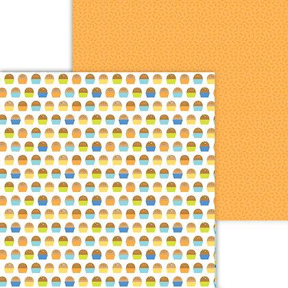 Birthday Bon Bons Pattern Paper