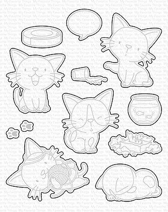 BB Cat-astrophe Die-namics