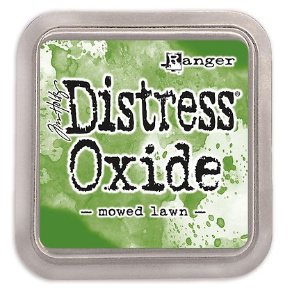 Tim Holtz Distress Oxides Ink Pad Mowed Lawn