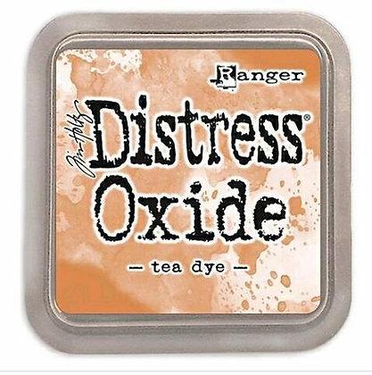 Tim Holtz Distress Oxides Ink Pad Tea Dye