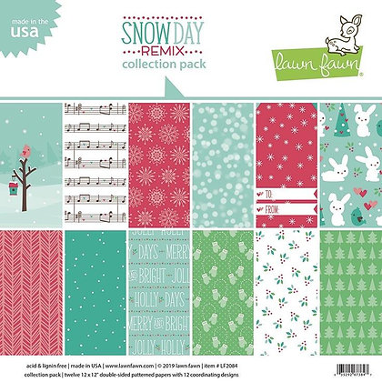 Snow day remix collection pack