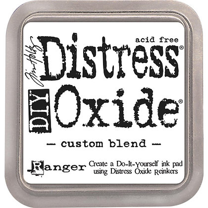 Tim Holtz Distress Oxides Ink Pad Custom Blend