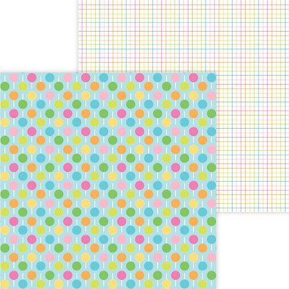 Lollies Pattern Paper