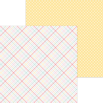 Dab of butter doble cara cardstock