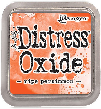 Tim Holtz Distress Oxides Ink Pad Ripe Persimmon