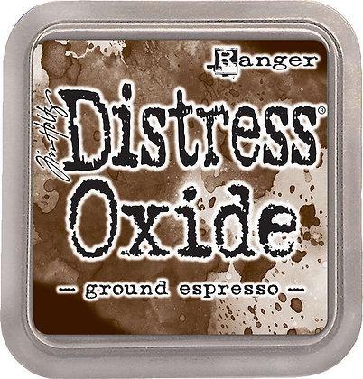 Tim Holtz Distress Oxides Ink Pad Ground Espresso