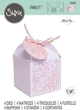 Decorative favour box
