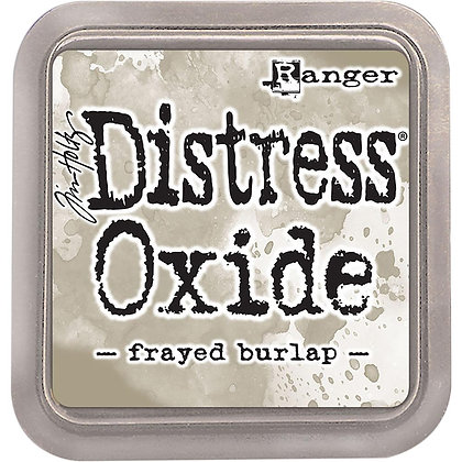 Tim Holtz Distress Oxides Ink Pad Frayed Burlap