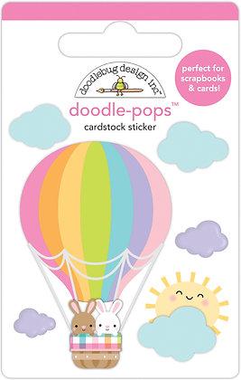 Doodle-pops Hop Hop & Away