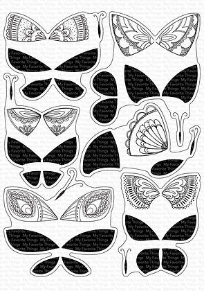 Brilliant Butterflies WS