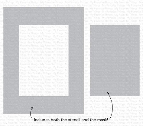 Rectangle Extraordinaire Stencil WS