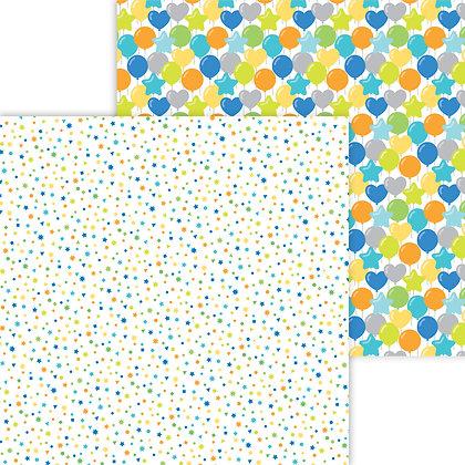 Confetti Fest Pattern Paper