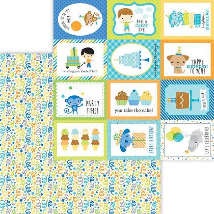Surprise! Pattern Paper