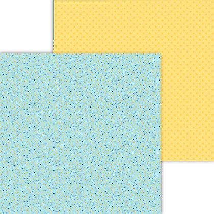 Sprinkle Me Happy Pattern Paper