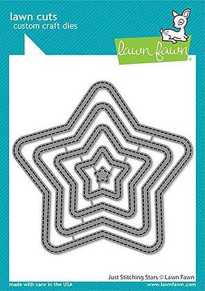 Just stitching stars