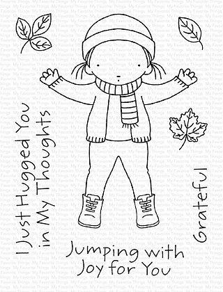 PI Jumping with Joy
