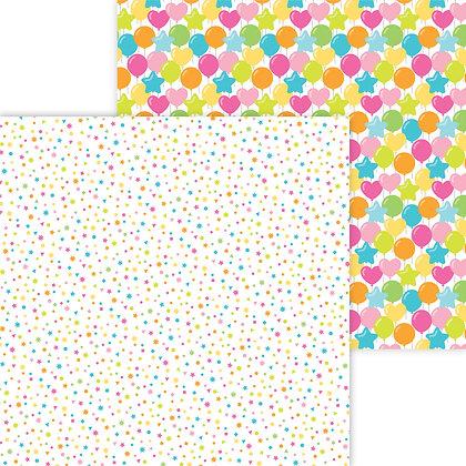 Funfatti Pattern Paper