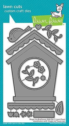 Magic Iris Birdhouse Add-on
