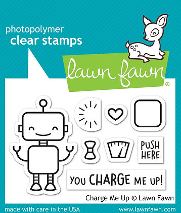Charge Me Up Stamp