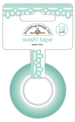 Washi Tape Paper Lace