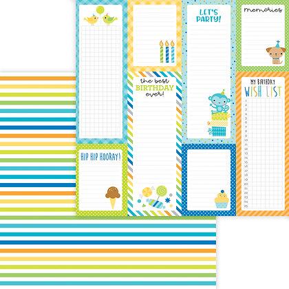 Wrap It Up Pattern Paper