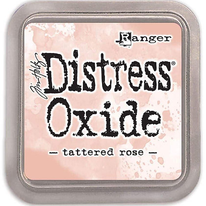 Tim Holtz Distress Oxides Ink Pad Tattered Rose
