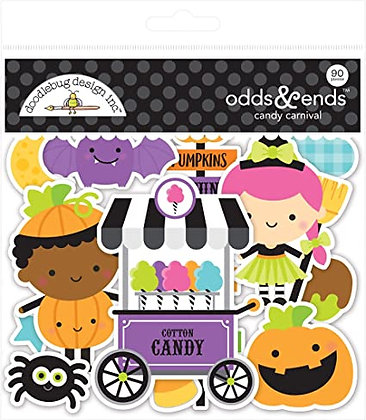 Odds & ends candy carnival
