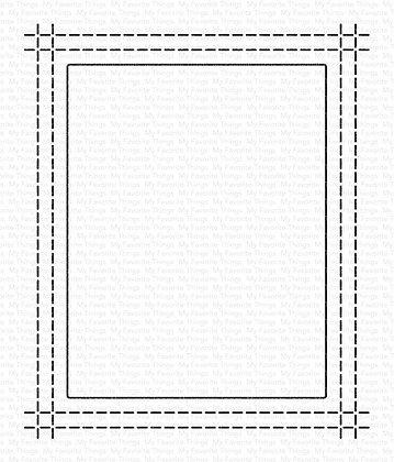 LJD Rectangle Peek-a-Boo Window