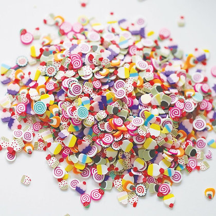 Dress My Crafts Shaker Elements 8gm Dessert Mix