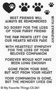 Critter Condolences
