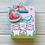 Thumbnail: Heart Shaker Gift Tag