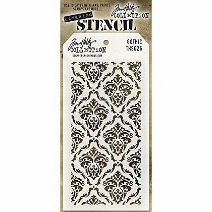 Gothic Layering Stencil
