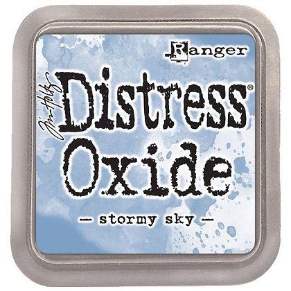 Tim Holtz Distress Oxides Ink Pad Stormy Sky